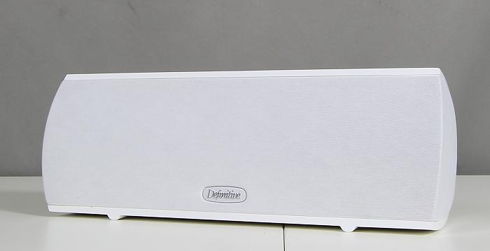 Definitive ProCinema 600 Center Front Seitlich1