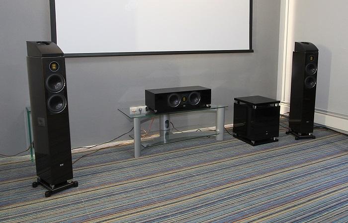 Elac Setup
