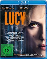 Lucy Blu-ray Disc