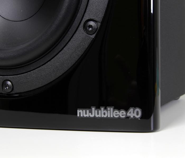 Nubert nuJubilee 40 Detail Front