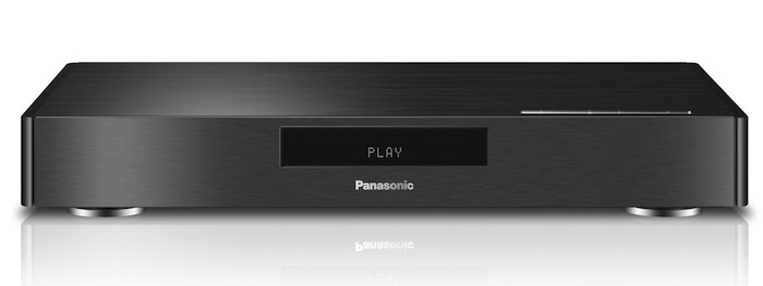 Panasonic Next Generation Blu-ray Disc Player
