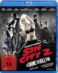 Sin City 2 - A Dame To Kill For Blu-ray Disc