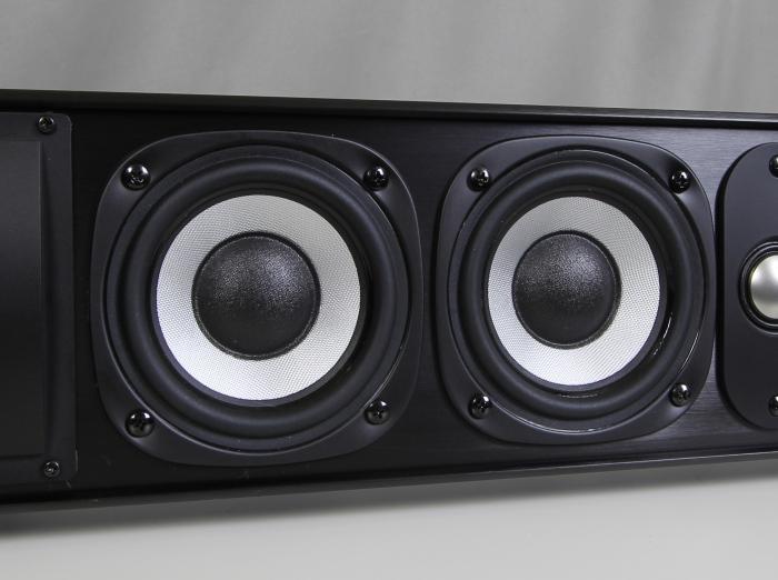 Teufel Cinebar52 THX Soundbar Tiefmitteltoener
