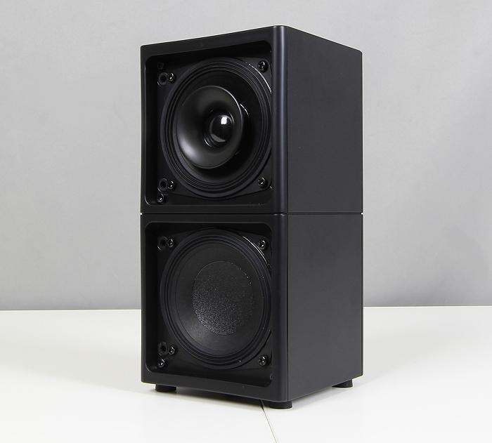 Teufel Cubycon 2 Speaker Front Seitlich2