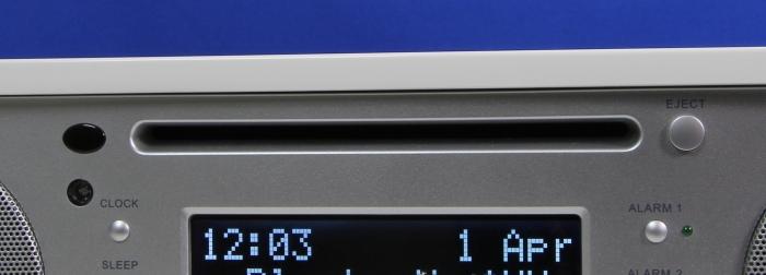 Tivoli Music System Plus Disc Einschub