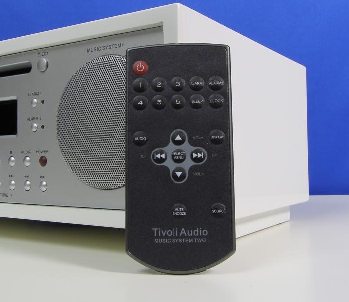 Tivoli Music System Plus Fernbedienung