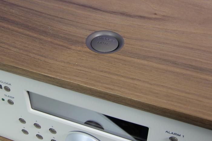 Tivoli Music System Two Plus Bedienelement Oberseite