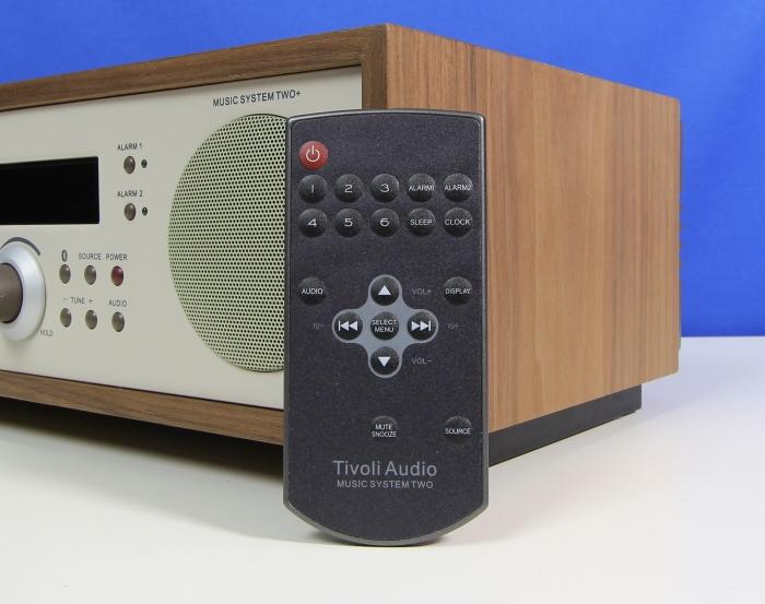 Tivoli Music System Two Plus Fernbedienung