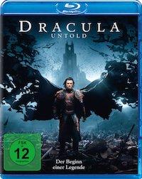 Dracula Untold Blu-ray Disc