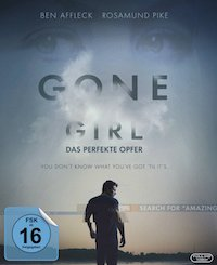 Gone Girl Blu-ray Disc