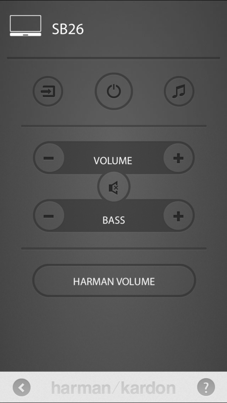 Harman Kardon SB 26 App 2