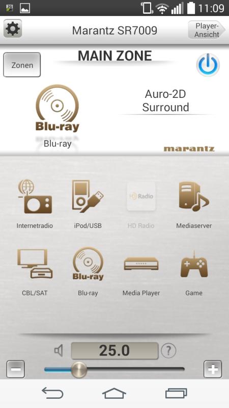 Marantz Remote App 3