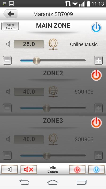 Marantz Remote App 7