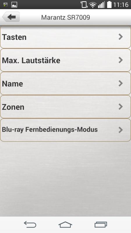 Marantz Remote App 8
