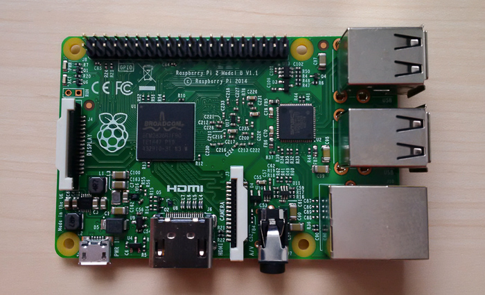 Raspberry Pi 2 02