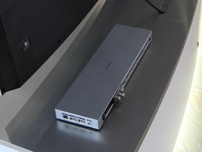 Samsung JS9590 Anschlussbox