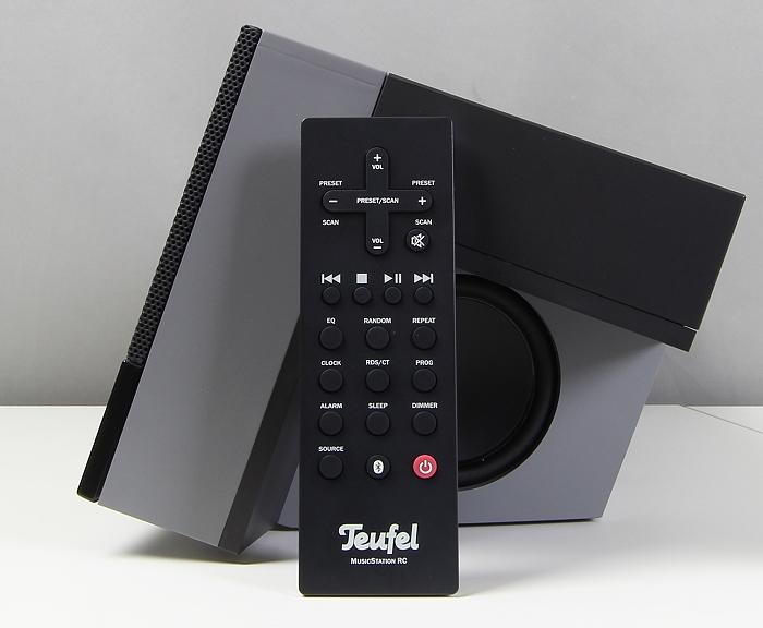 Teufel MusicStation Fernbedienung