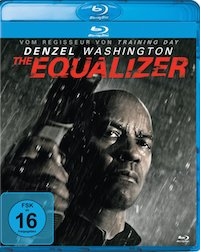 The Equalizer Blu-ray Disc