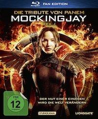 Die Tribute von Panem - Mockingjay 1 Blu-ray Disc