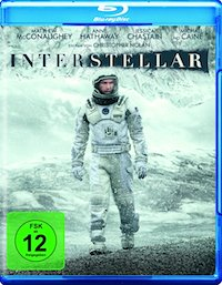Interstellar Blu-ray Disc