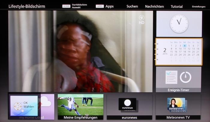 Panasonic TX-65AXW904 Screenshot 17