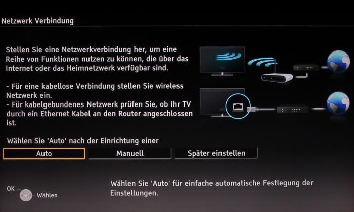 Panasonic TX-65AXW904 Screenshot 3