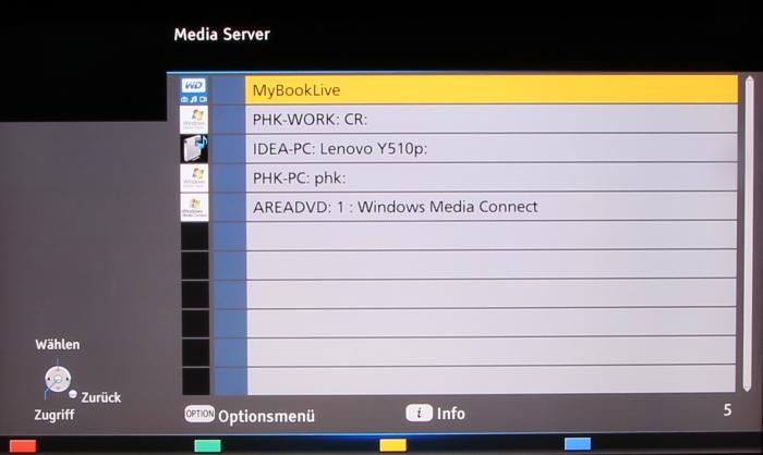 Panasonic TX-65AXW904 Screenshot 33