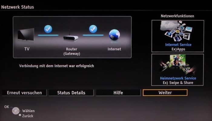 Panasonic TX-65AXW904 Screenshot 4