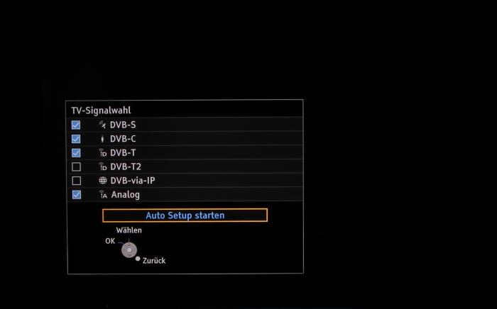 Panasonic TX-65AXW904 Screenshot 6