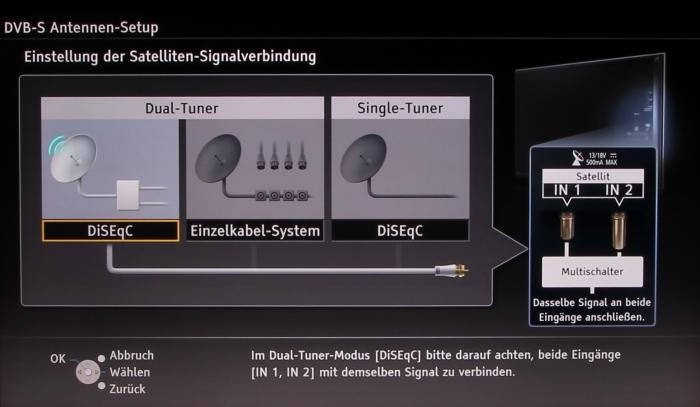 Panasonic TX-65AXW904 Screenshot 8