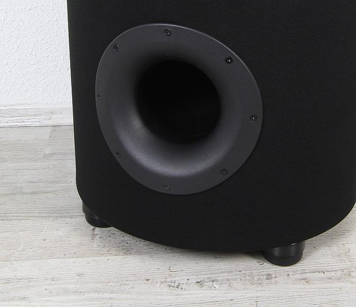 SVS PC-2000 Bassreflexrohr