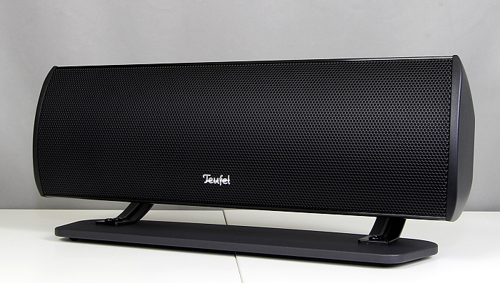 Teufel LT5 Complete Performance Center Front Seitlich3