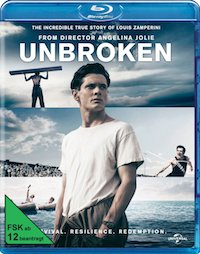 Unbroken Blu-ray Disc