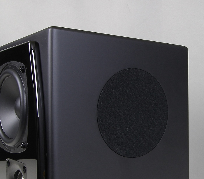 XTZ Cinema Series S5 Dipole Tiefmitteltoener Seitlich