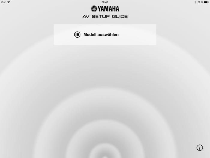 Yamaha AV Setup Guide 1