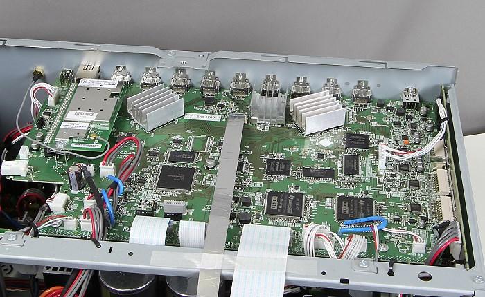 Yamaha RX-A3040 Innenleben3