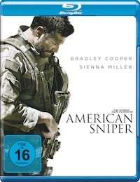 American Sniper Blu-ray Disc