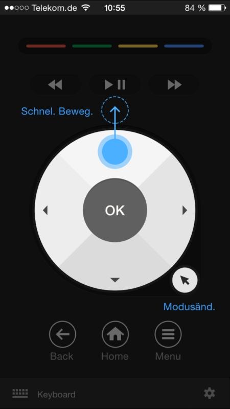 Humax Playmote App 5