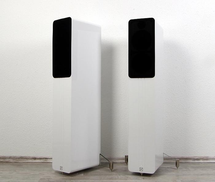 Q Acoustics Concept 40 Gruppenbild1