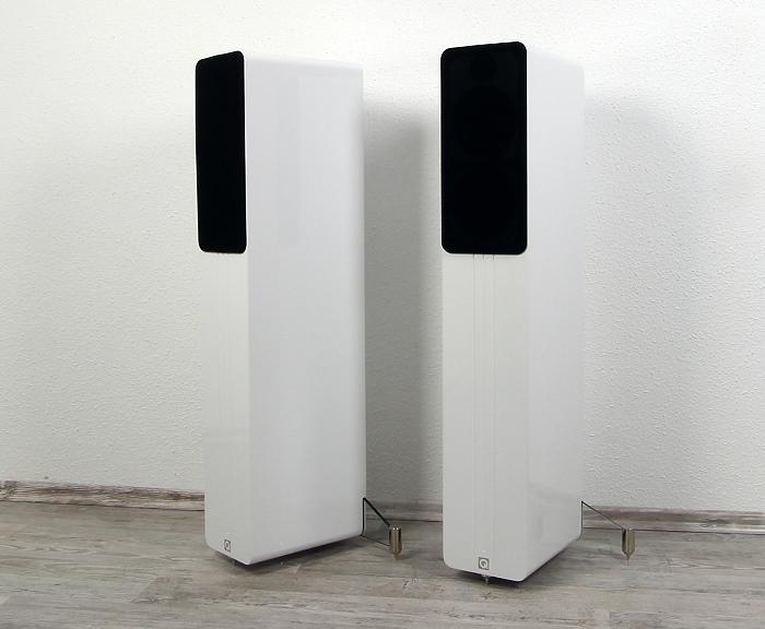 Q Acoustics Concept 40 Gruppenbild2