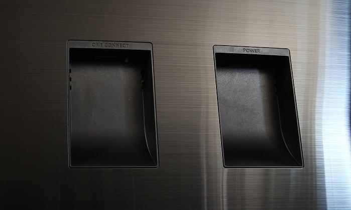 Samsung UE65JS9590 Anschluesse Rueckseite