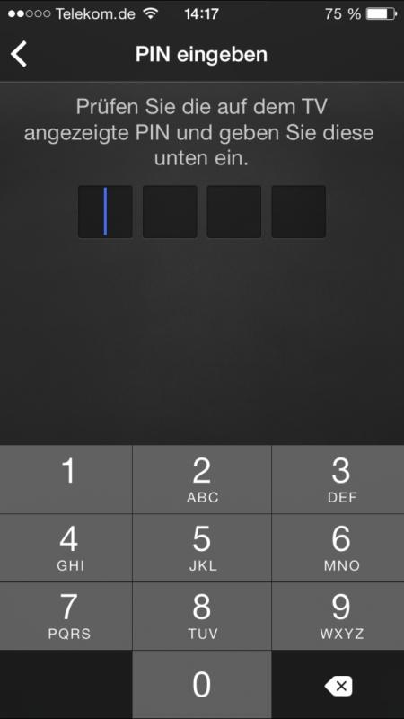 Samsung UE65JS9590 App 2