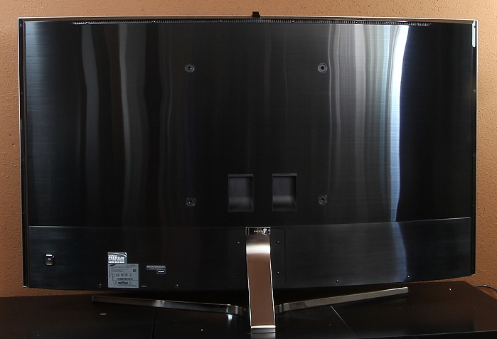 Samsung UE65JS9590 Rueckseite Seitlich