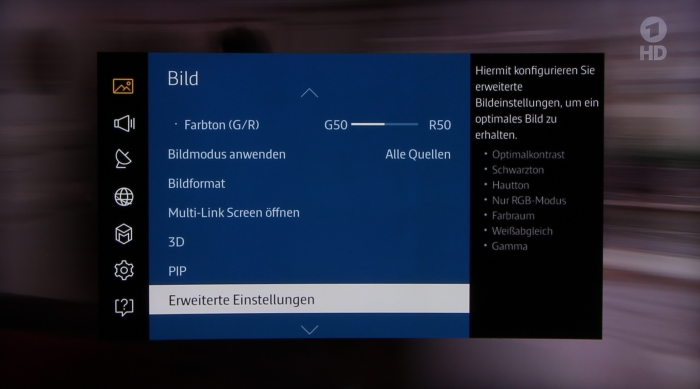 Samsung UE65JS9590 Screenshot 18