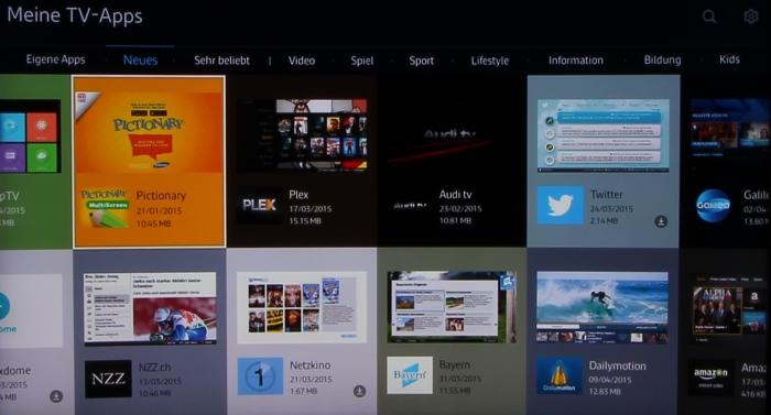 Samsung UE65JS9590 Screenshot 35