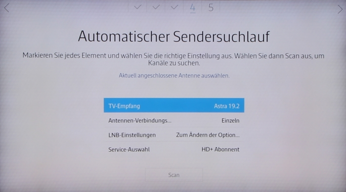 Samsung UE65JS9590 Screenshot 6