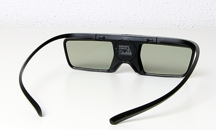 Philips 65PUS9809 3D Brille2