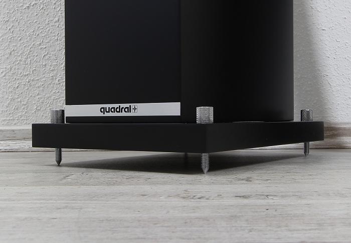 Quadral Rhodium 500 Standfuss