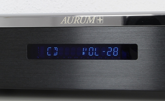 Aurum P8 Display