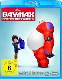 Baymax Blu-ray Disc